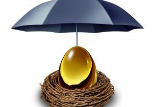 Egg and Umbrella